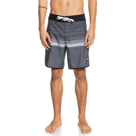 Quiksilver Everyday More Core 18 Boardshorts Men, negro/gris